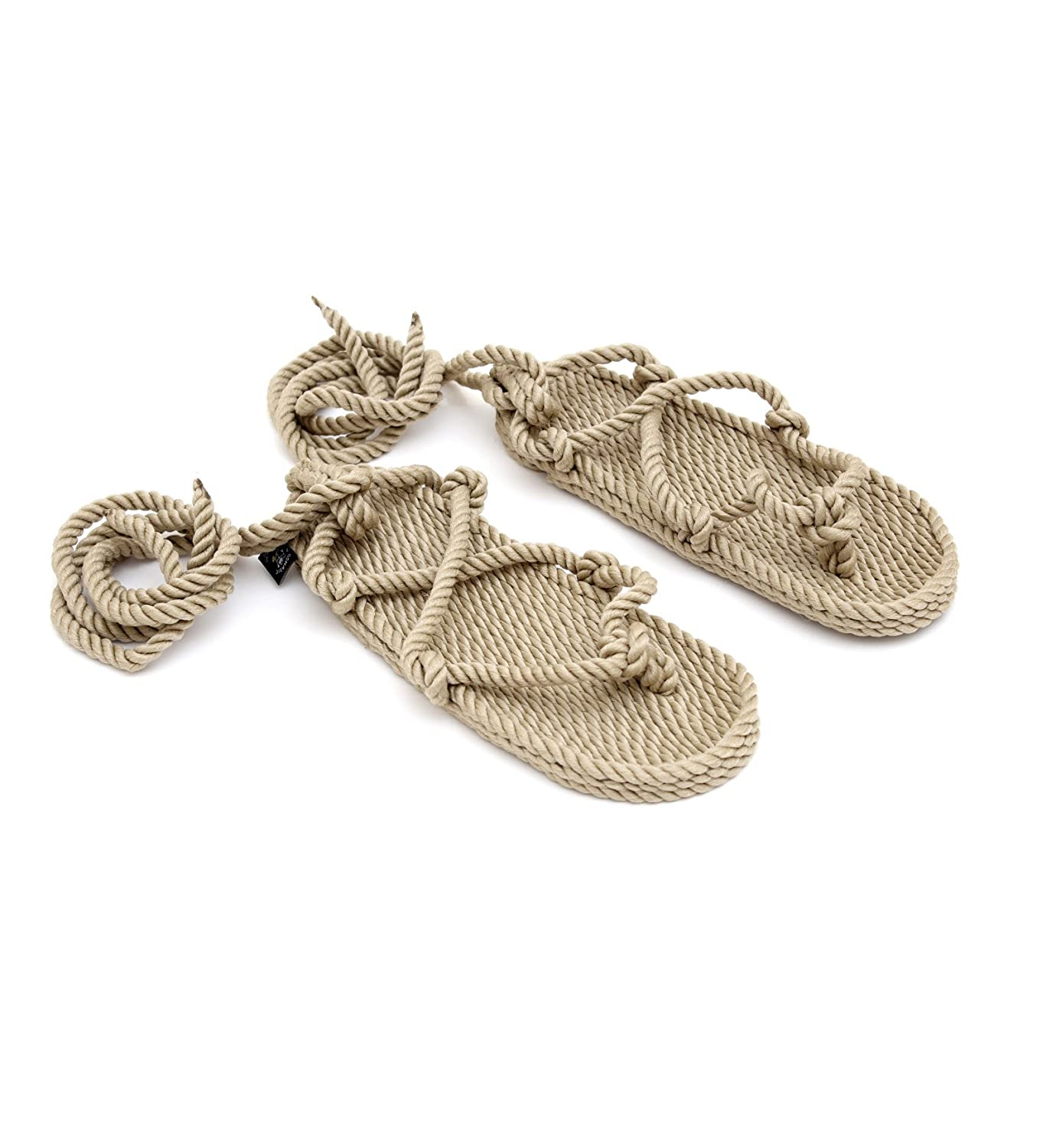 5c0572e3b02847 Nomadics romano women rope sandals shoes bags jpg 1380x1500 His rope sandals