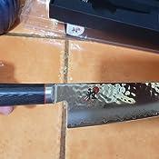 Amazon.com: Miyabi Mizu SG2 - Cuchillo de chef: Kitchen & Dining