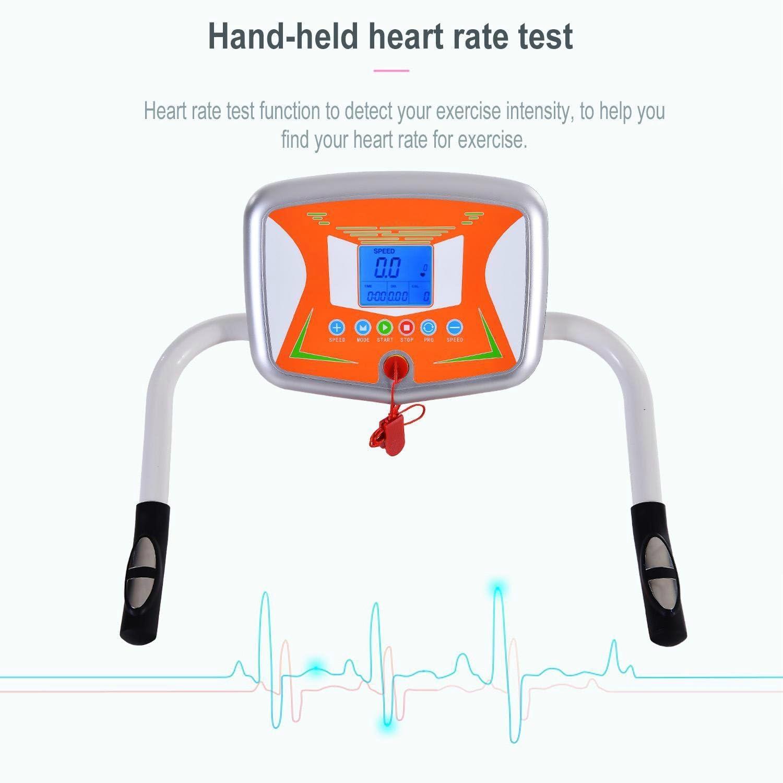 Teamyy Mini Cinta andadora plegable Máquina de correr ...