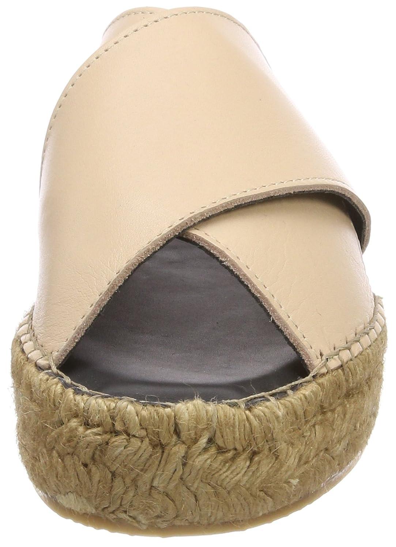 Royal RepubliQ Damen Wayfarer Cross Slipper Sandale-Nude Slipper Cross 3f1ced