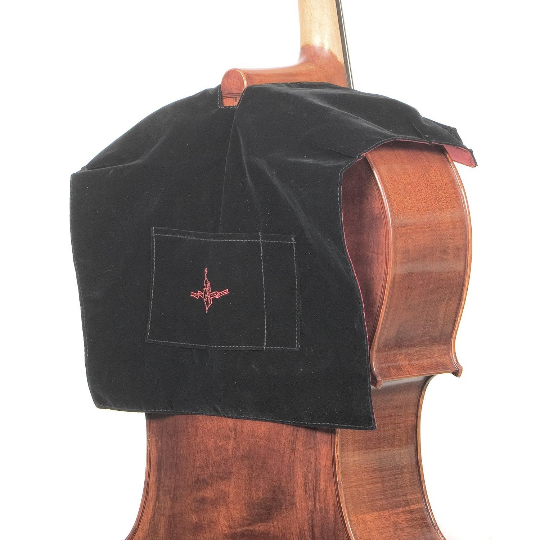 Kolstein Secretary Black Cello Bib
