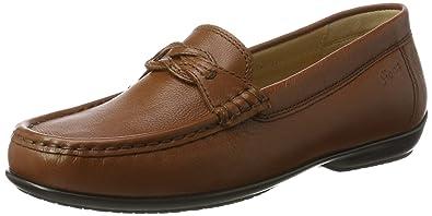 Sioux Cosetta, Mocasines para Mujer, Cognac, 35.5 EU: Amazon.es: Zapatos y complementos