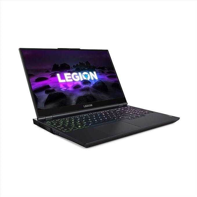 "Lenovo Legion 5 15 Gaming Laptop, 15.6"" FHD (1920 x 1080) Display, AMD Ryzen 7 5800H Processor, 16GB DDR4 RAM, 512GB NVMe SSD, NVIDIA GeForce RTX 3050Ti, Windows 10H, 82JW0012US, Phantom Blue | Amazon"