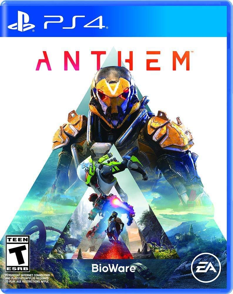Anthem for PlayStation 4 [USA]: Amazon.es: Electronic Arts: Cine y Series TV