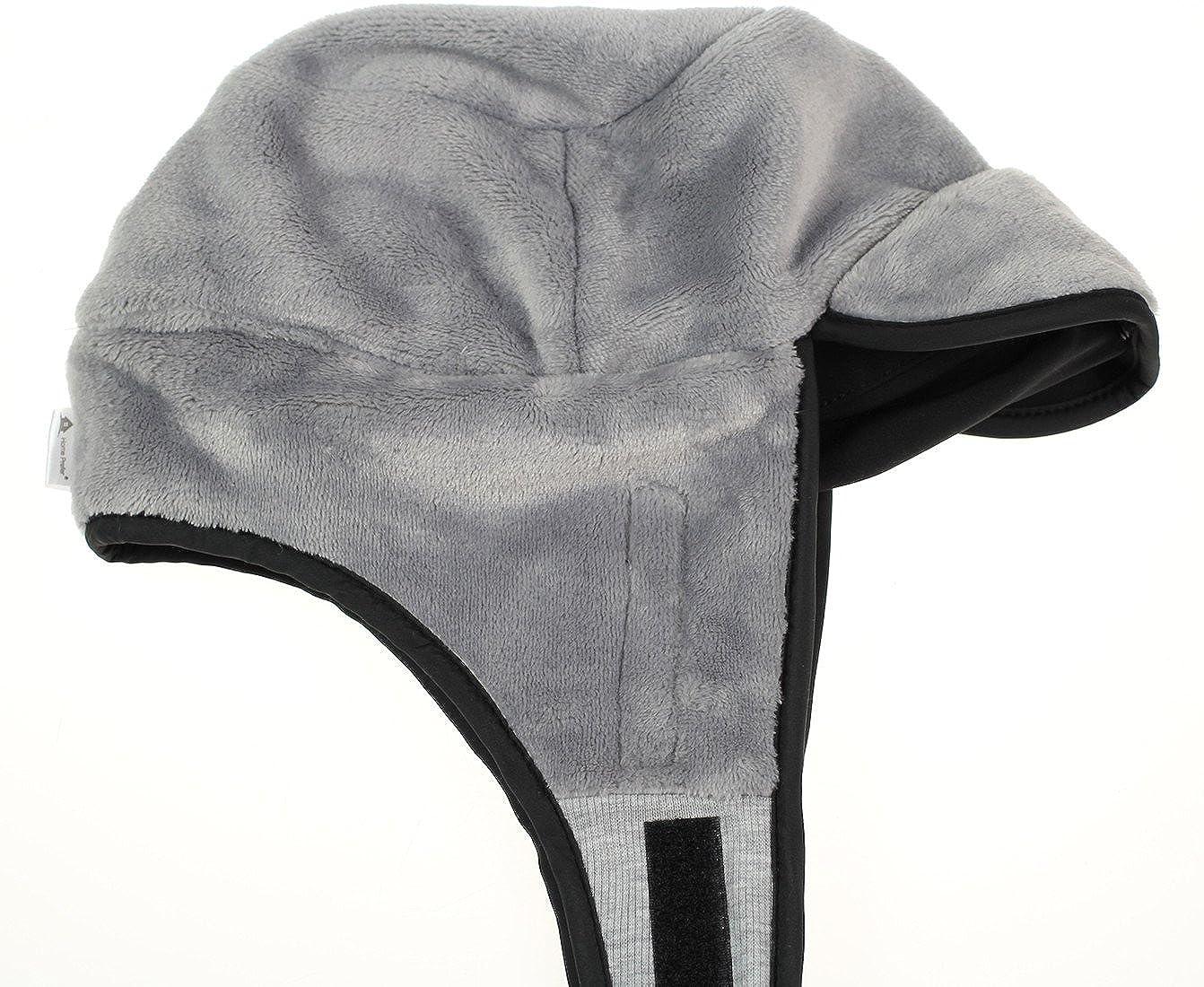 Decent Men Women Waterproof Face Cover Aviator Cap Ear Flap Lined Trapper Warm Hat