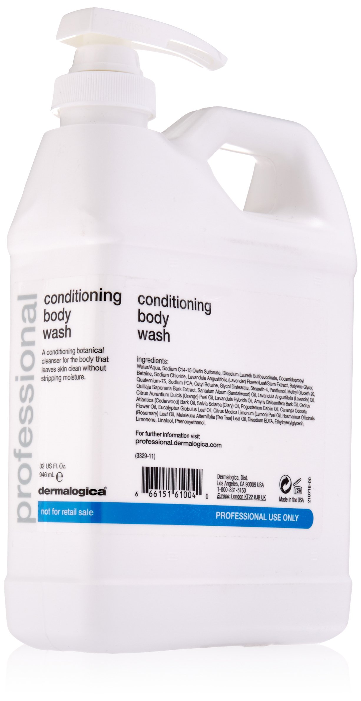 Dermalogica Conditioning Body Wash, 32 Fluid Ounce