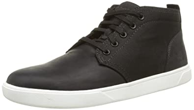 Groveton - Noir - Homme - Timberland - Chaussures Hautes hsO6Pf
