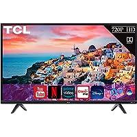Televisión TCL SmartTV Led Compatible con Alexa y Google Assistant Netflix Youtube Prime Video + Aplicaciones Class S33…
