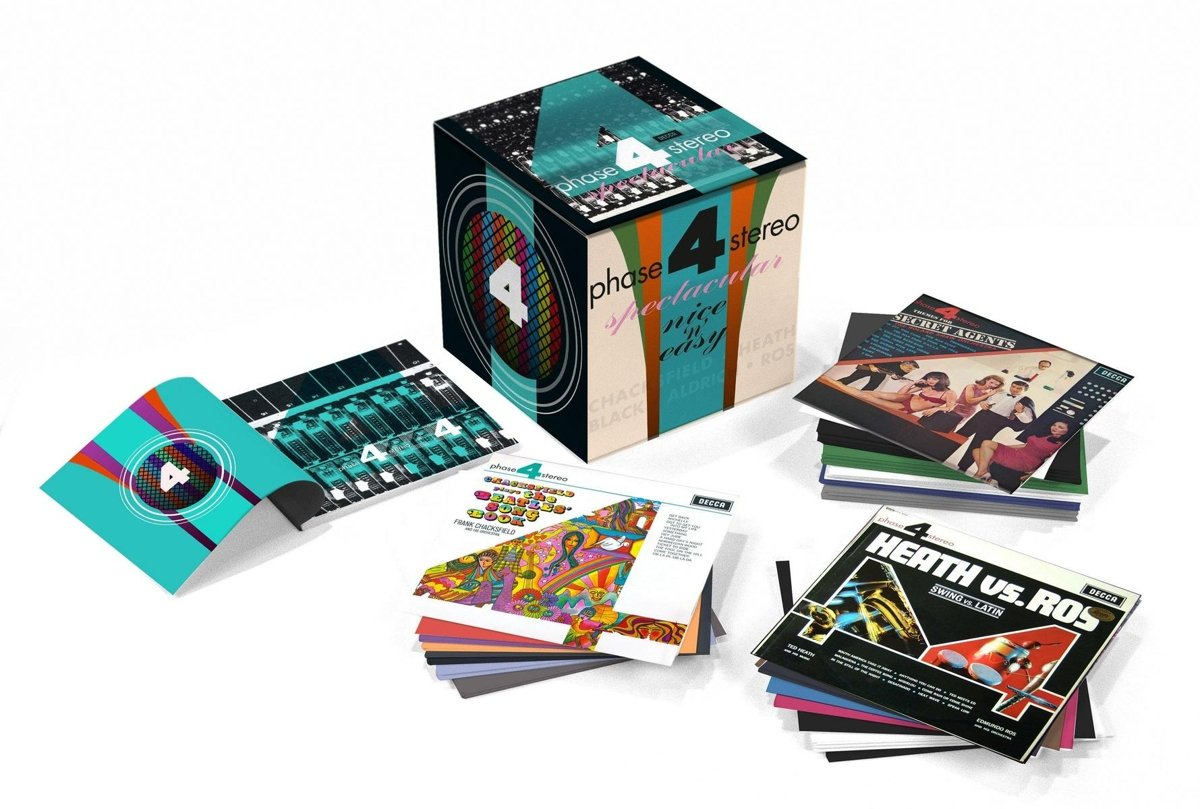 Phase Four Stereo Concert Series [40 CD]