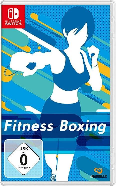 Fitness Boxing - Nintendo Switch [Importación alemana]: Amazon.es ...