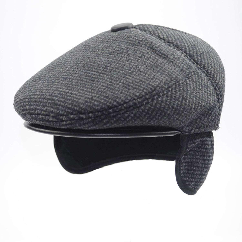 Sombrero De Fieltro para Hombre, Sombrero De Papá, Cabello Pequeño ...