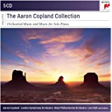 The Aaron Copland Collection: Orchestral Music And Music