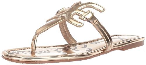 2cd3344c4 Sam Edelman Womens Carter Flat Sandal  Sam Edelman  Amazon.ca  Shoes ...