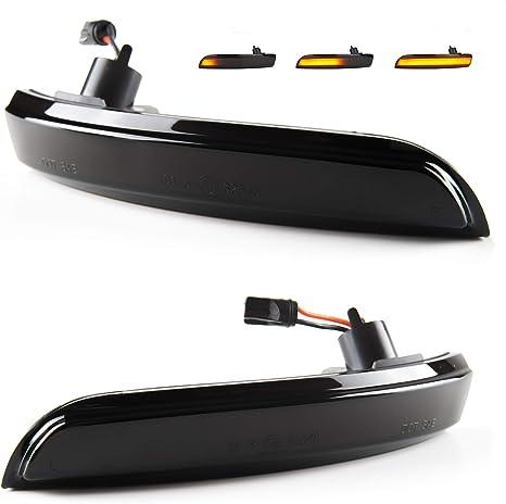 Clignotant LED clignotant clignotant avec /éclairage dynamique bande LED mobile avec homologation