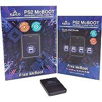 Kaico Gratis Mcboot 32 MB PS2 minneskort som kör FMCB PS2 Mcboot 1,966 för Sony Playstation 2 – FMCB gratis Mcboot Your…