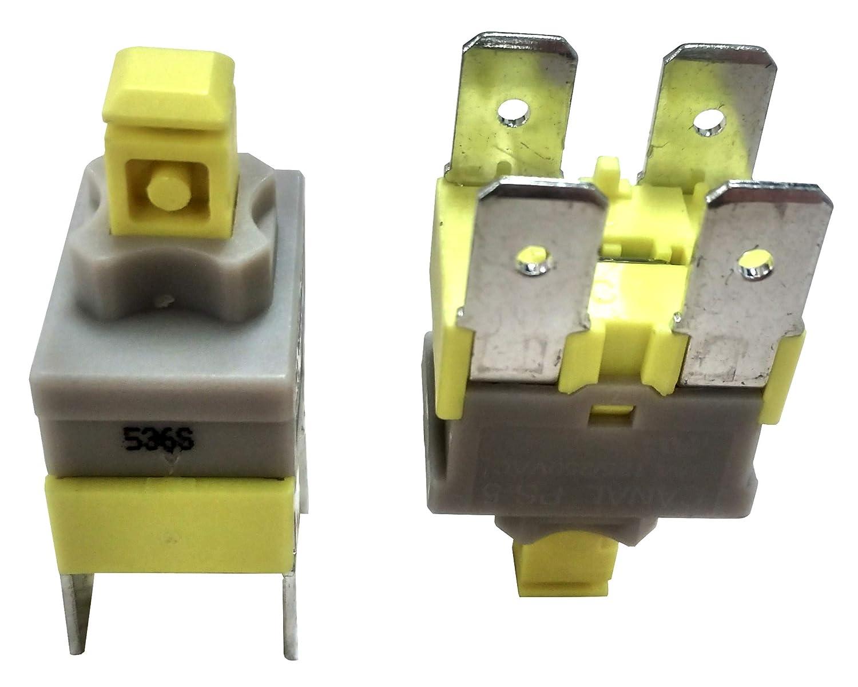 Remle - Interruptor lavavajillas Fagor Edesa AS0001782 81782445 ...