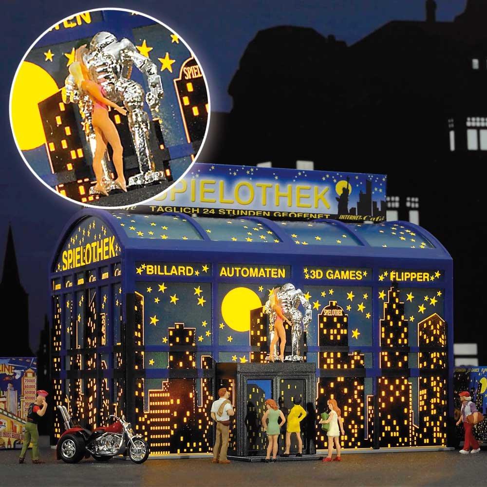 Arcade Busch 1003