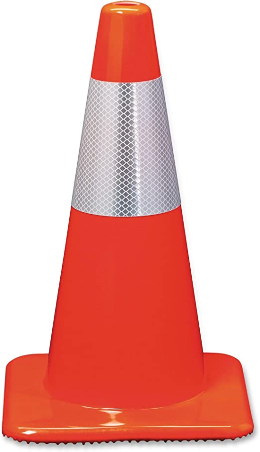 Amazon Com 3m Reflective Safety Cones Office Products