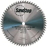 SawStop CB104 184 60-Tooth Combination Table Saw