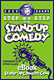 Greg Dean Step by Step to Stand-up Comedy