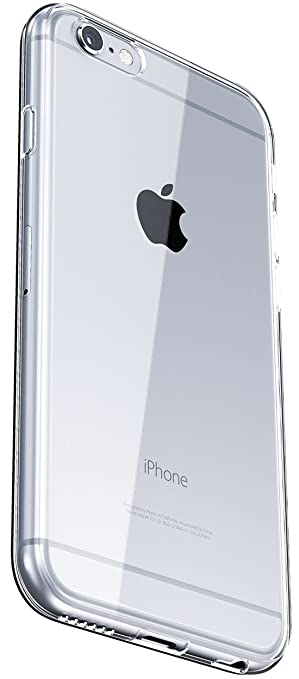 112 opinioni per COVERbasics SOFTCASE per Apple iPhone 6 e 6S 4.7 con Bordo Anteriore