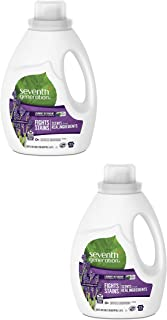 product image for Seventh Generation Laundry Detergent, Blue Eucalyptus & Lavender, 50 oz - Pack of 3