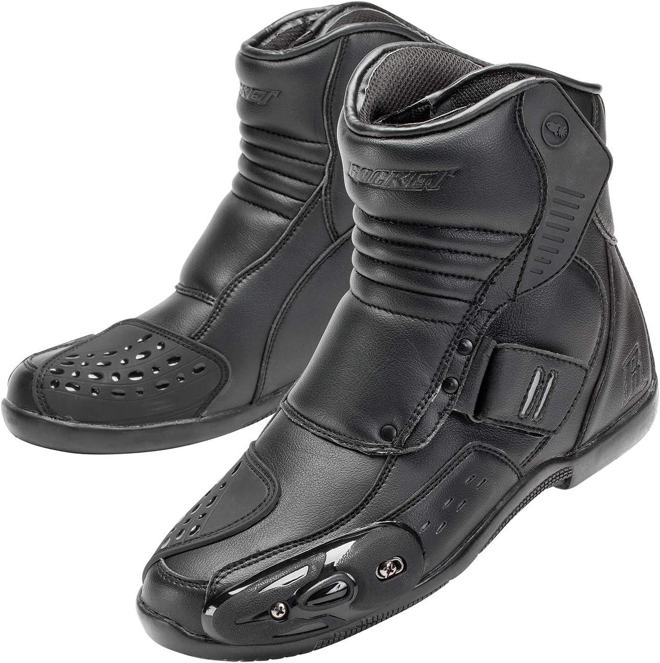 Black, 12 Joe Rocket Mens Boots