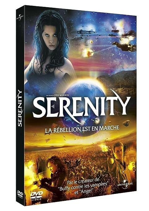 Serenity [Francia] [DVD]: Amazon.es: Nathan Fillion, Gina ...