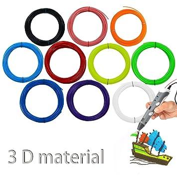 XeYou 1.75MM Material No Tóxico Filamento de la PLA Filamento de ...
