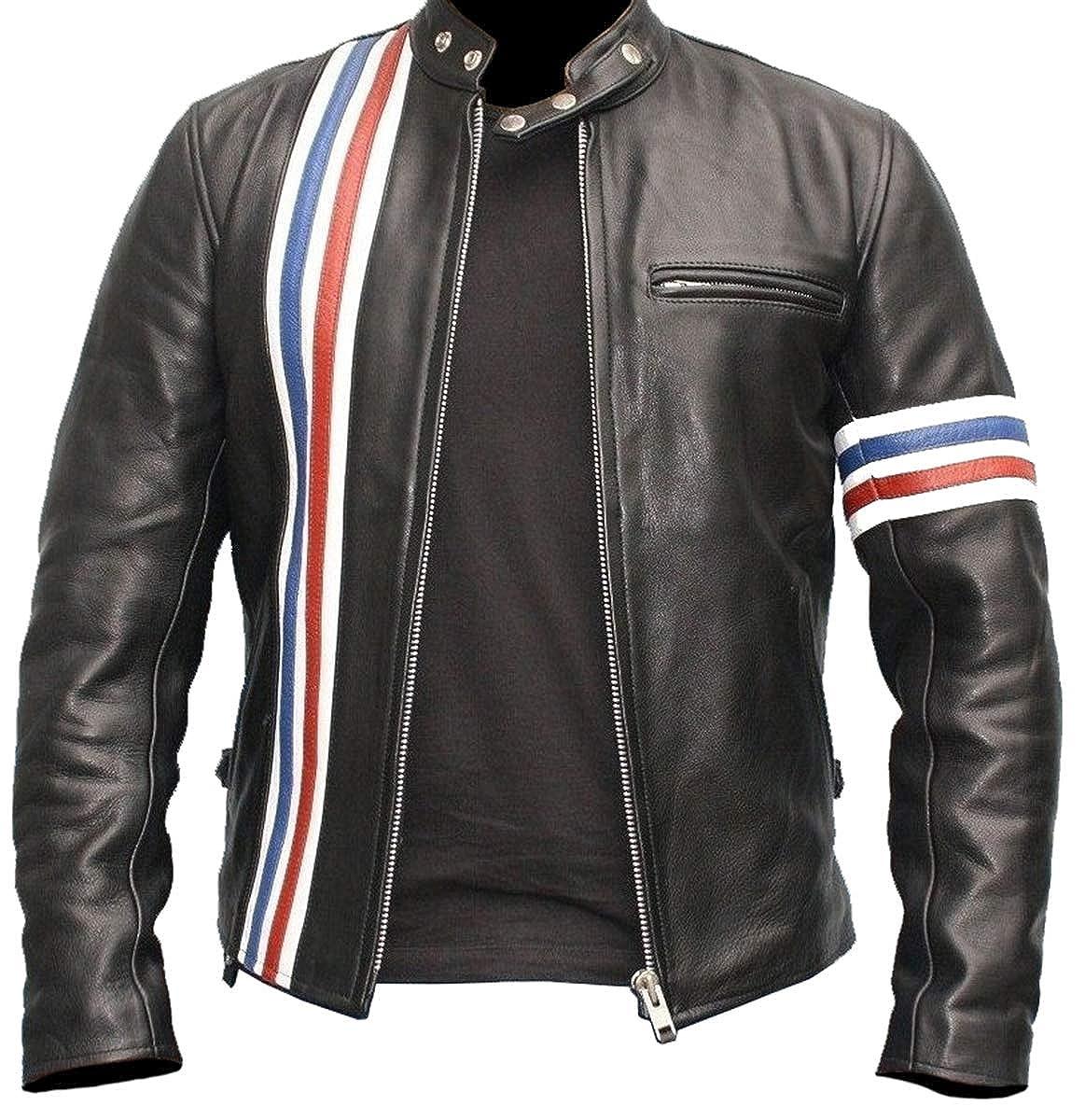 Amazon.com: Cafe Racer - Chaqueta de ciclismo para hombre ...