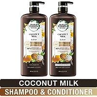 Herbal Essences, Shampoo and Sulfate Free Conditioner Kit, BioRenew Coconut Milk, 20.2 fl oz, Kit