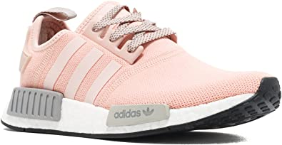 Amazon Com Adidas Nmd R1 Womens Offspring By3059 Vapour Pink
