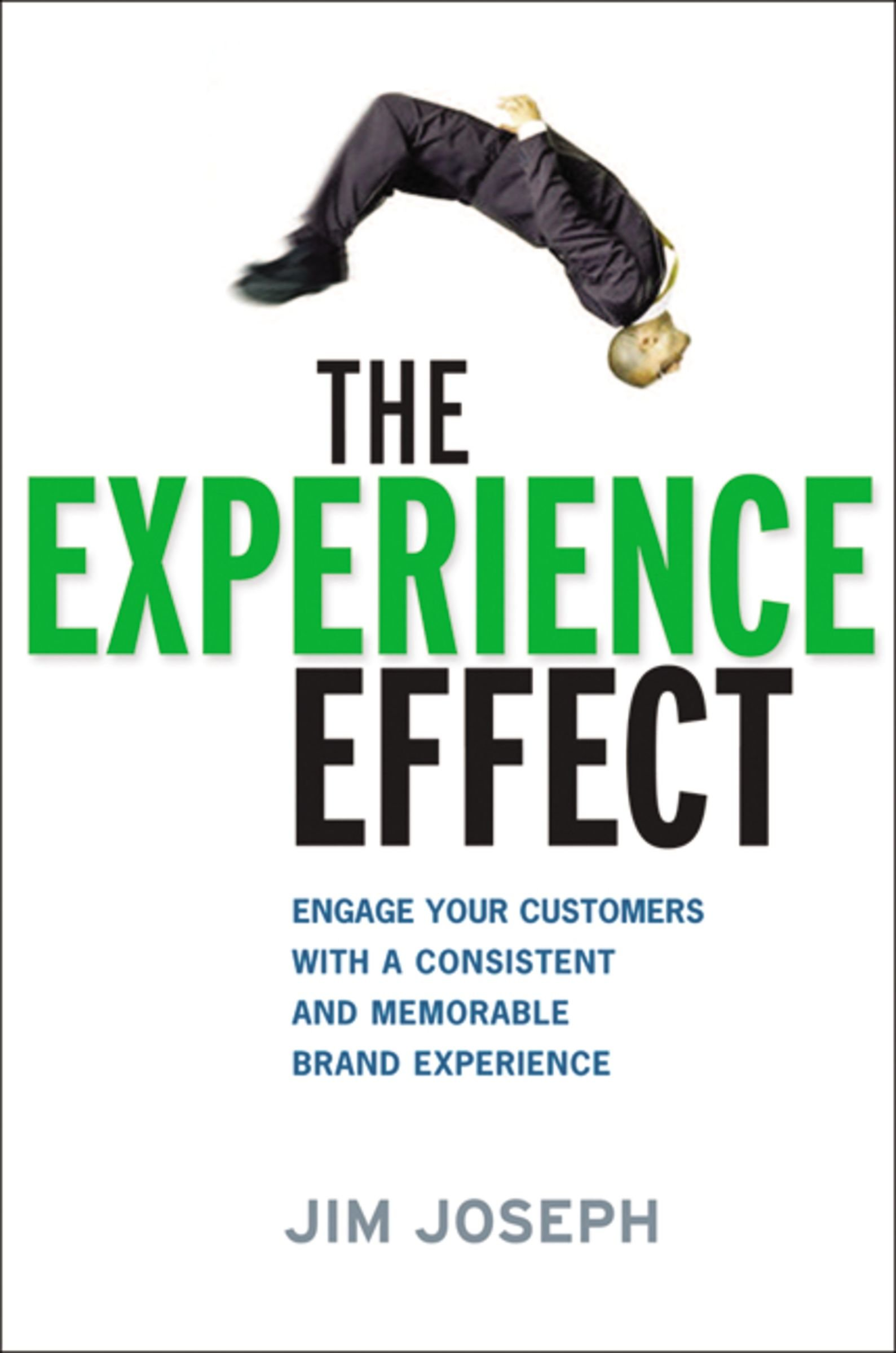 Download The Experience Effect: Engage Your Customers with a Consistent and Memorable Brand Experience pdf epub