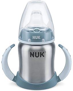 NUK Active Cup - Cuerpo de la botella de acero inoxidable de alta ...