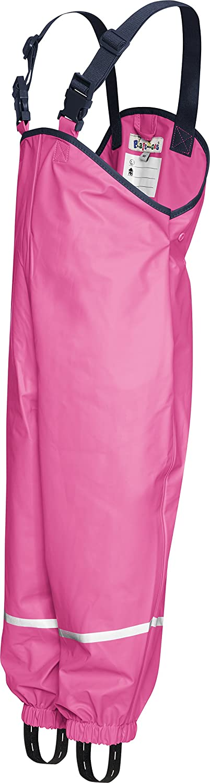 18 meses Rosa Playshoes 405425 86 Pink Pantal/ón impermeable para Ni/ños