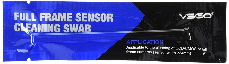 VSGO DDR24 DSLR or SLR Camera Full-Frame Sensor Cleaning Kit (12 X 24mm Sensor Cleaning Swabs + 15ml Sensor Cleaner) DDR-24