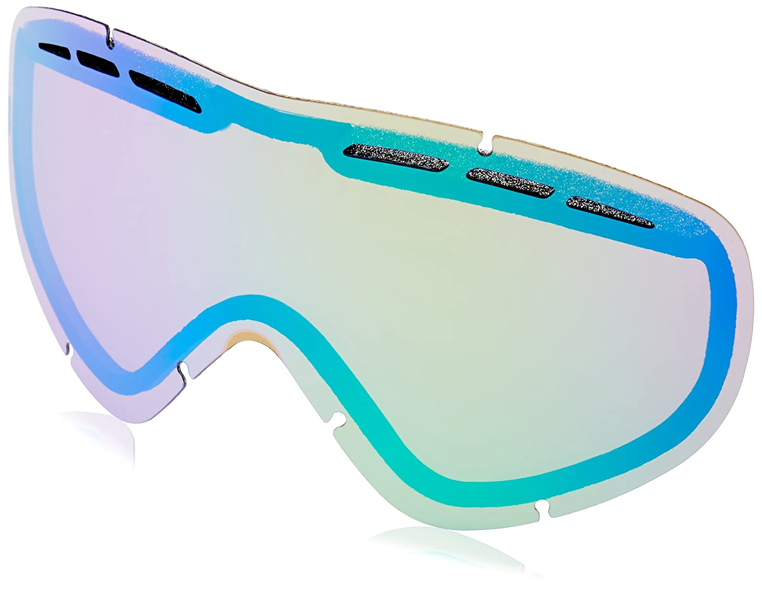 Green Emerald Greys Distribution Bolle 50592 Replacement Lenses Y6 OTG Sunglasses