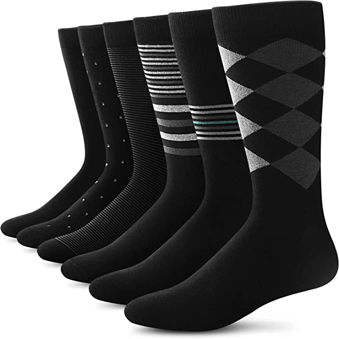 Cute Heart Casual Socks Cotton Crew Socks Crazy Socks For Sports And Travels