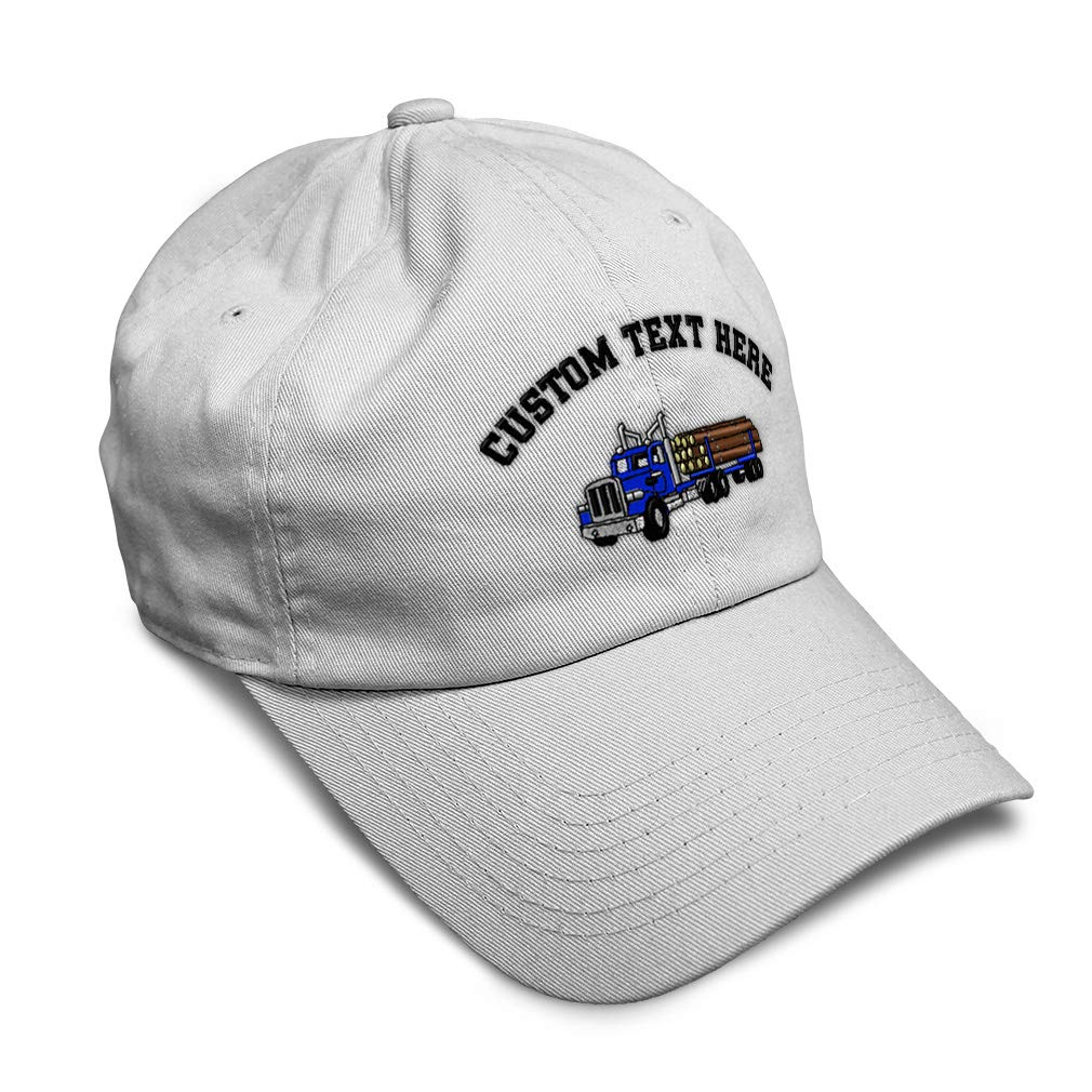 Custom Soft Baseball Cap Lodging Truck Embroidery Dad Hats for Men /& Women