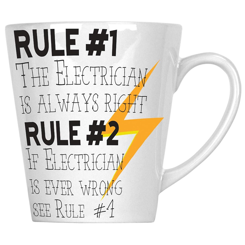 Regla 1 El electricista siempre tiene la razón si está equivocado ...