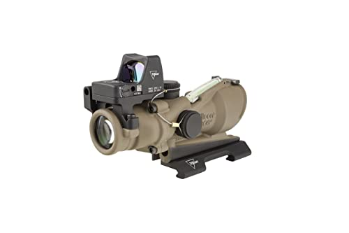 Trijicon 4x32mm ACOG for Tactical Shooting