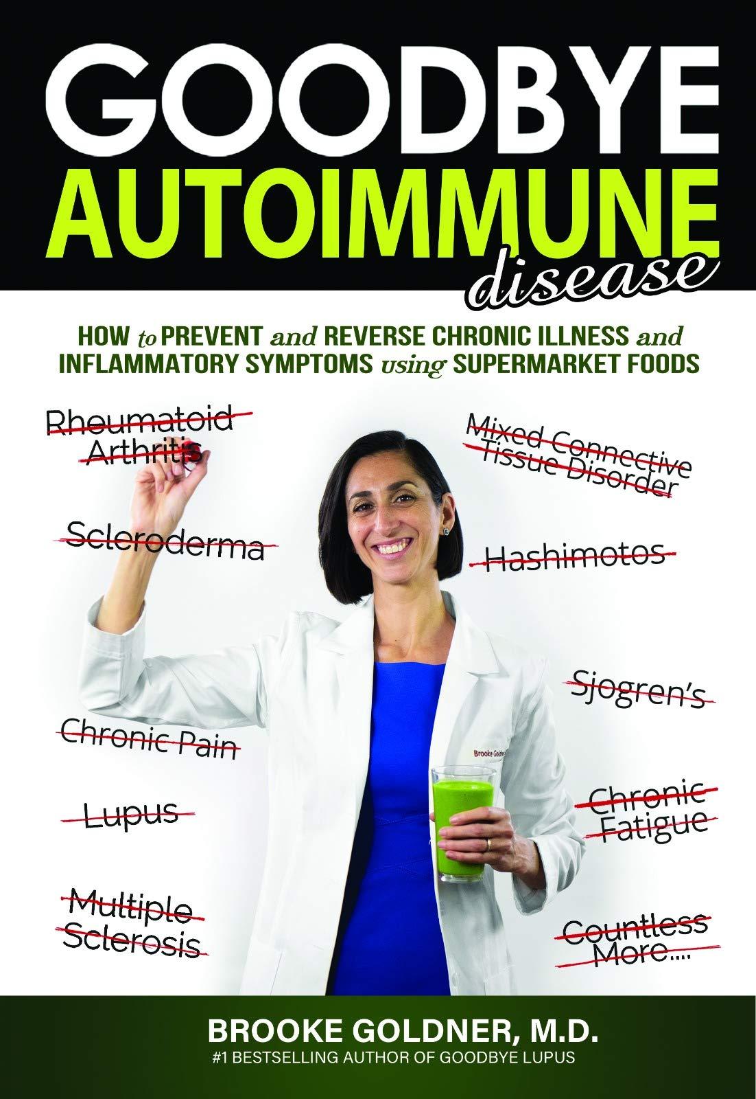 Goodbye Autoimmune Brooke Goldner product image