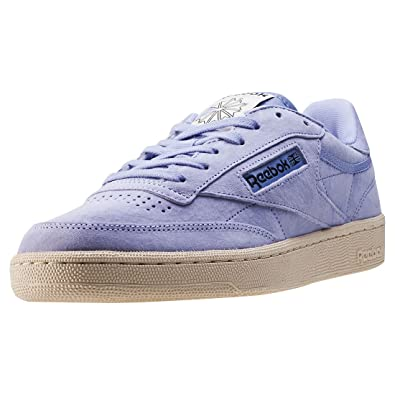 Reebok Club C 85 Pastels Girls Sneakers Purple 17f50c3fb