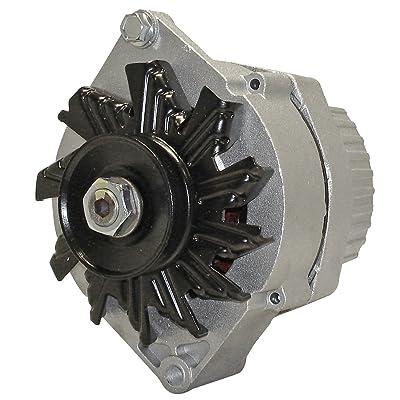 ACDelco 334-2614 Professional Alternator, Remanufactured: Automotive