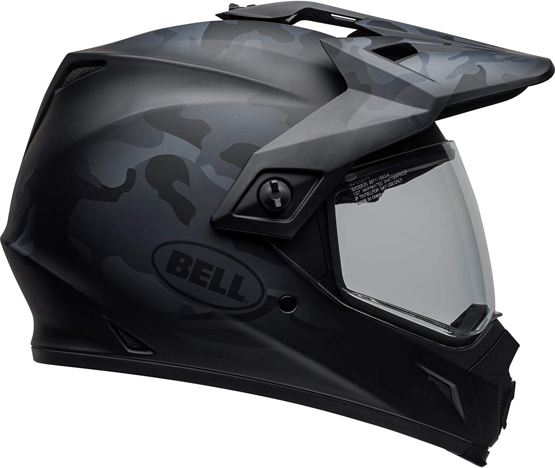 BELL Helmet mx-9 adventure mips stealth black matt camo l
