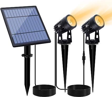 Solar Power Landscape Lights