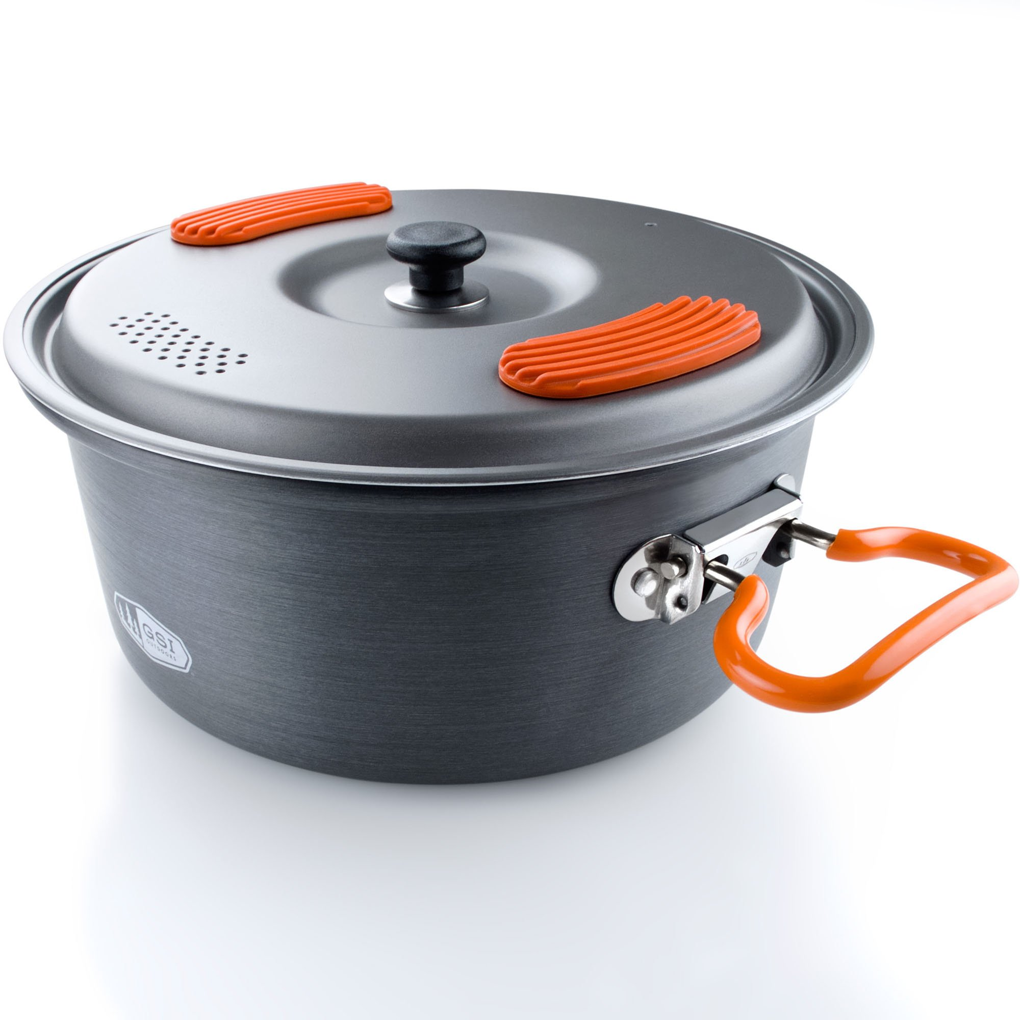 GSI Outdoors - Halulite Cook Pot, Camping Cook Pot, Superior Backcountry Cookware Since 1985 by GSI Outdoors