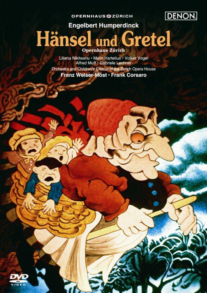 フンパーディンク 歌劇《ヘンゼルとグレーテル》 [DVD] B002WL1ZR2
