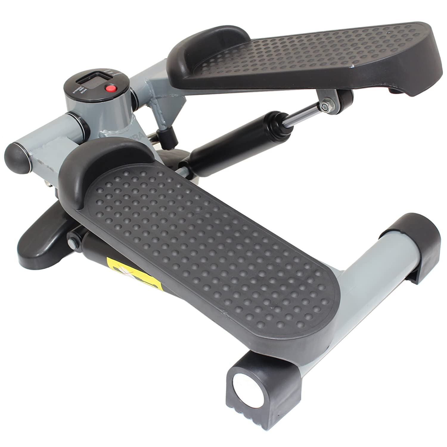 MiraFit Low Impact Aerobic Mini Stepper with Display