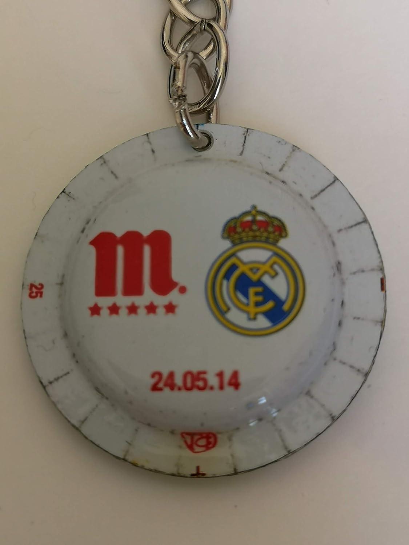 Llavero Real Madrid Mahou: Amazon.es: Handmade